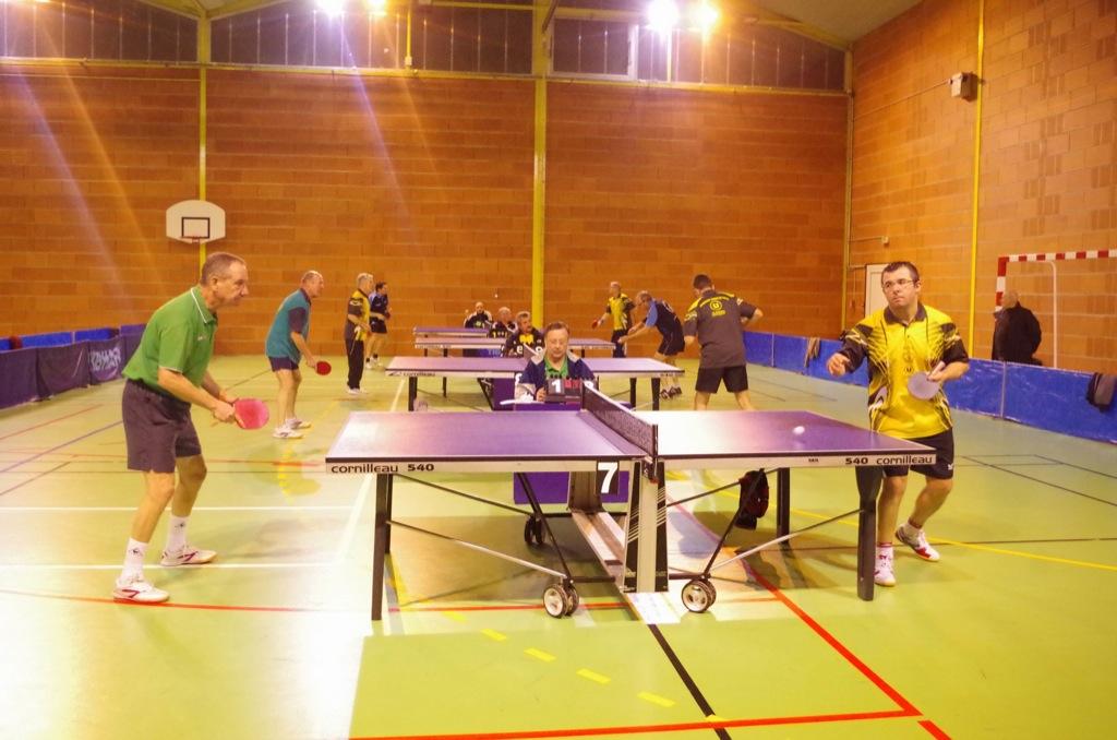 Interclubs v t rans 2014 r sultats comit de la - Comite charente tennis de table ...